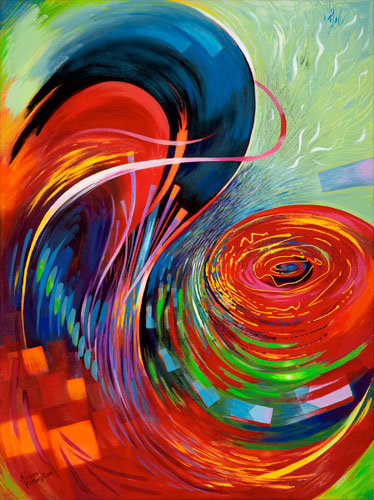 abstract art inspired by music limited edition art blog