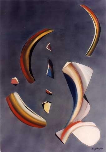 gunter behrens contemporary artist